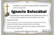 Luto en Puente Viejo por la desaparición de don Ignacio Solozàbal