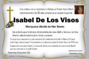 Luto en Puente Viejo por la desaparición de la Marquesa Isabel De Los Visos